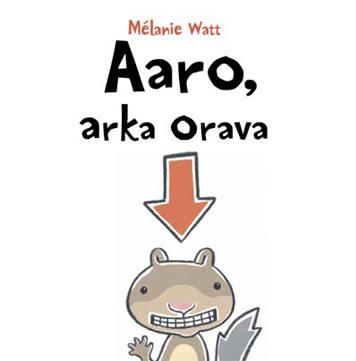 Jatkuva oppiminen vaatii rohkeutta hypätä tuntemattomaan, kuten Aaro orava tekee.